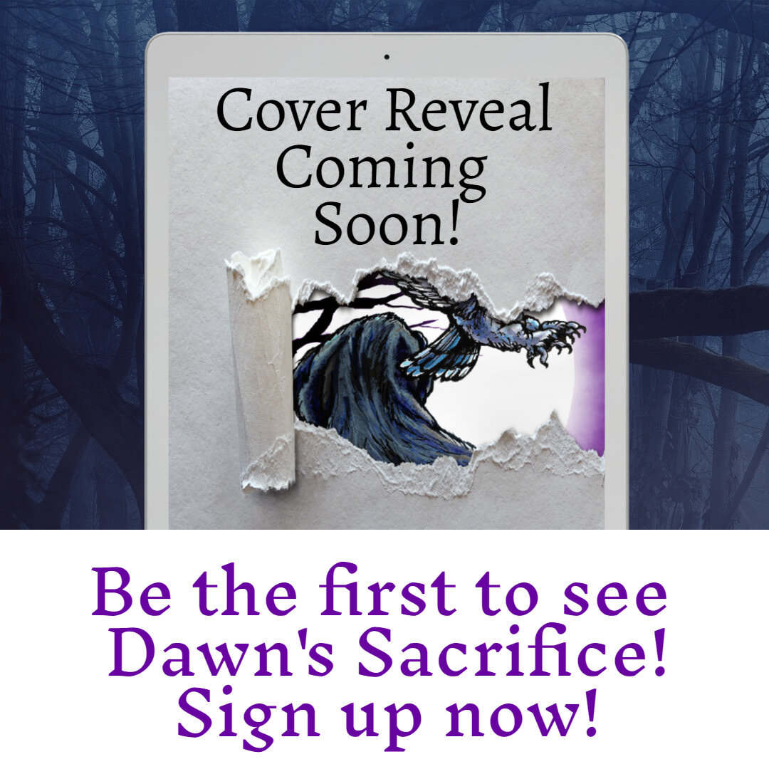 fantasy book cover reveal coming soon
